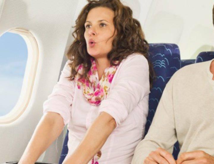 Аэрофобия и боязнь летать на самолетах