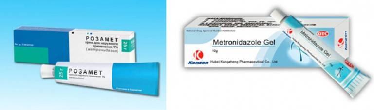 Аптечные и приготовленные в домашних условиях мази и крема от демодекоза на лице