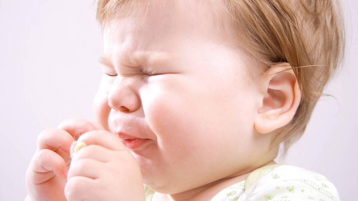 насморк и кашель у ребенка