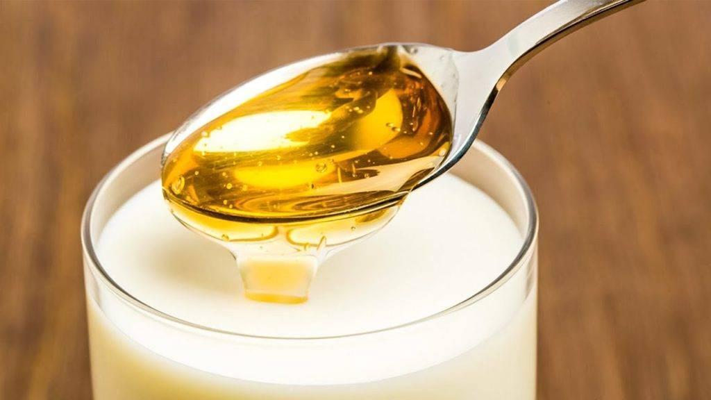 Рецепты с молоком при боли в горле
