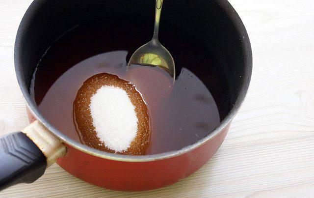 Жженый сахар от кашля: как приготовить, лечебные свойства