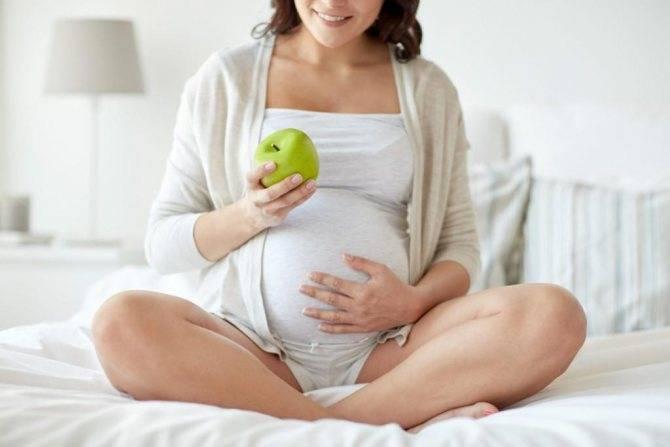 герпес на ранних сроках беременности последствия