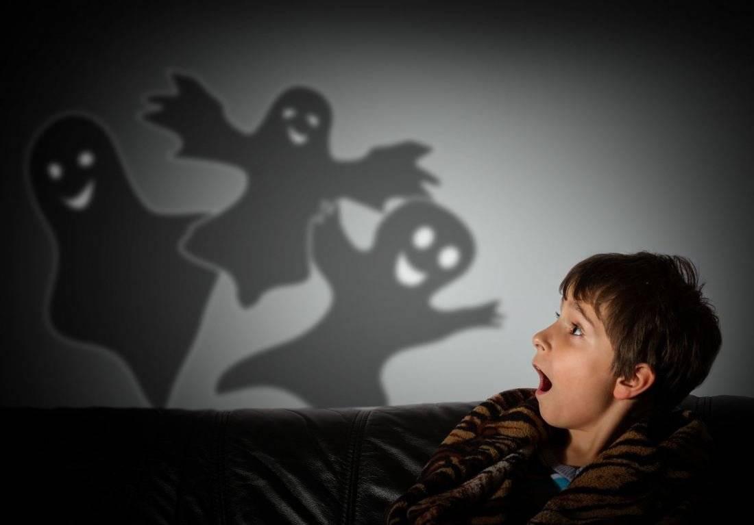 боязнь темноты как называется фобия