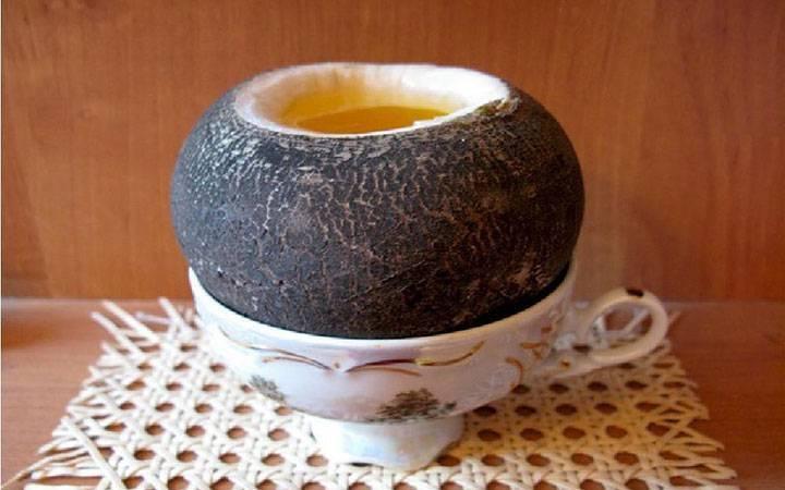 лекарство от кашля из редьки и меда
