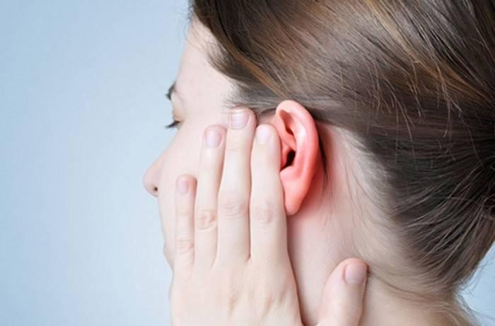 Заложены уши при простуде как лечить