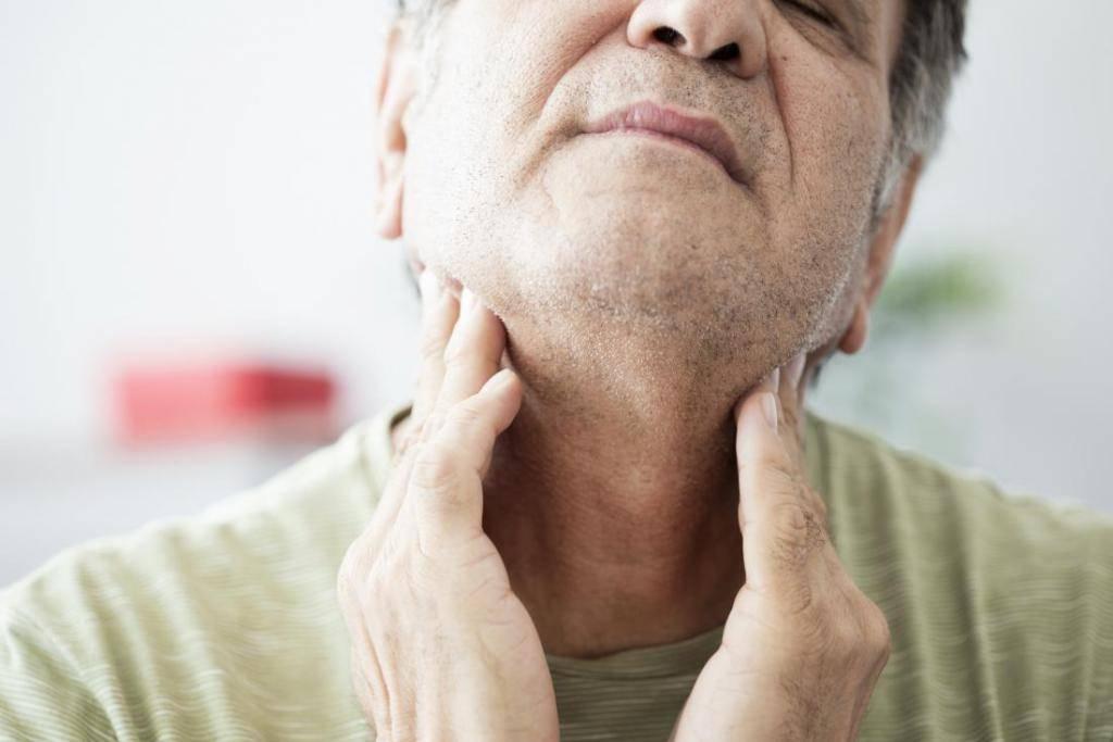 Микоз гортани симптомы