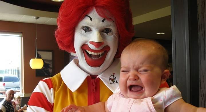 Как называется боязнь клоунов и почему люди (дети и американцы) их боятся?