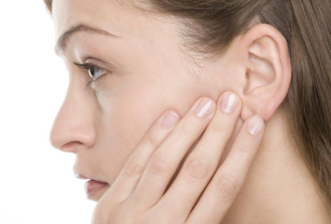 острая боль в ухе у взрослого