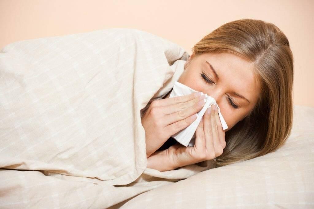 как лечить хроническую заложенность носа