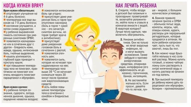 Чем лечить сухой кашель у детей? выбор правильного лечения и рекомендации от педиатров