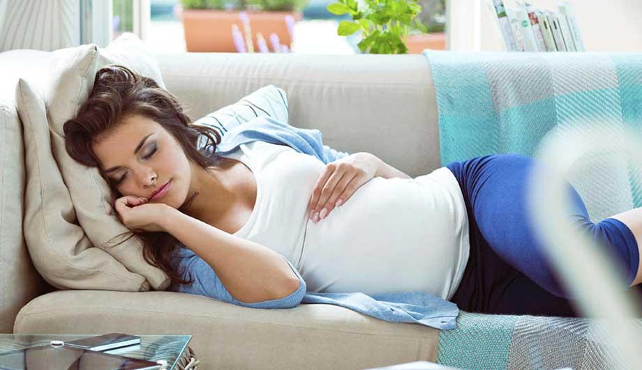 бессонница во время беременности как бороться