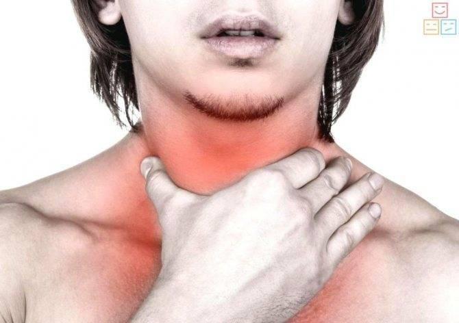 Причины першения в горле с кашлем и методы лечения