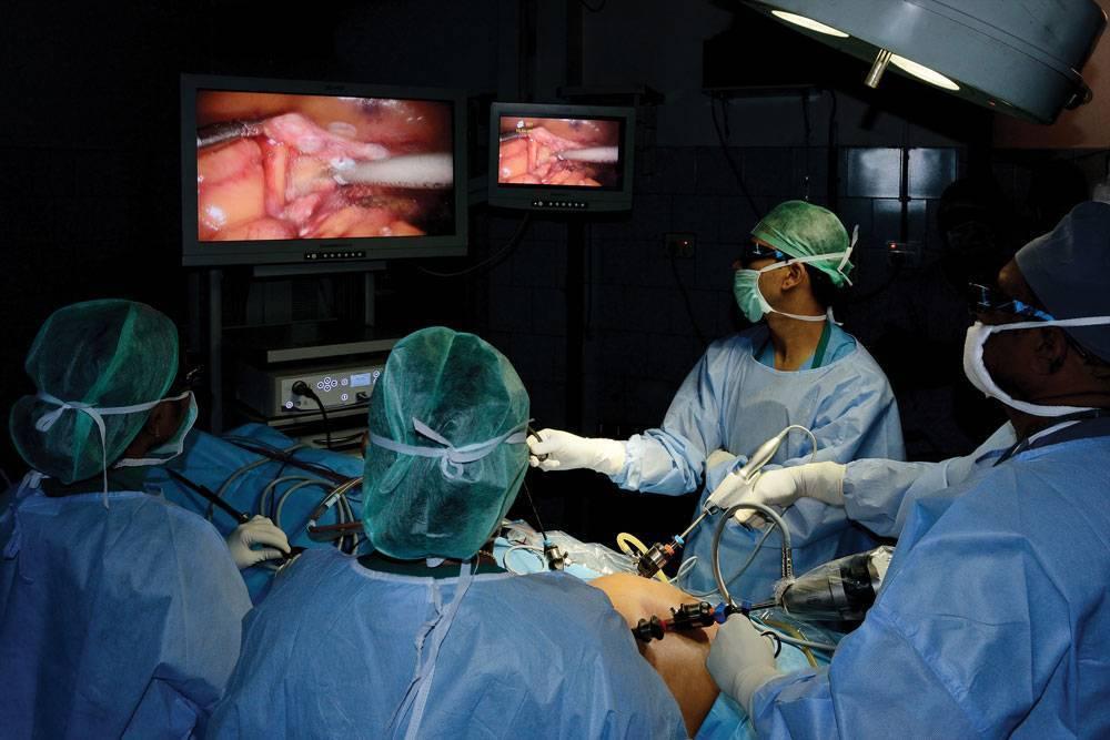 Боли после лапароскопии желчного пузыря: вопросы хирургии и советы по лечению