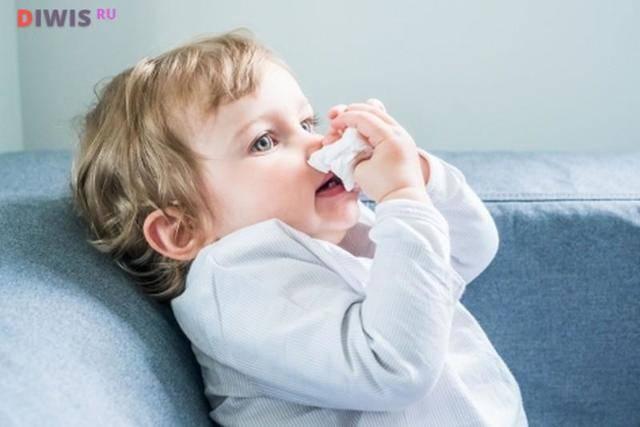 Зеленые сопли у ребенка: как лечить (личный опыт) без вреда для организма