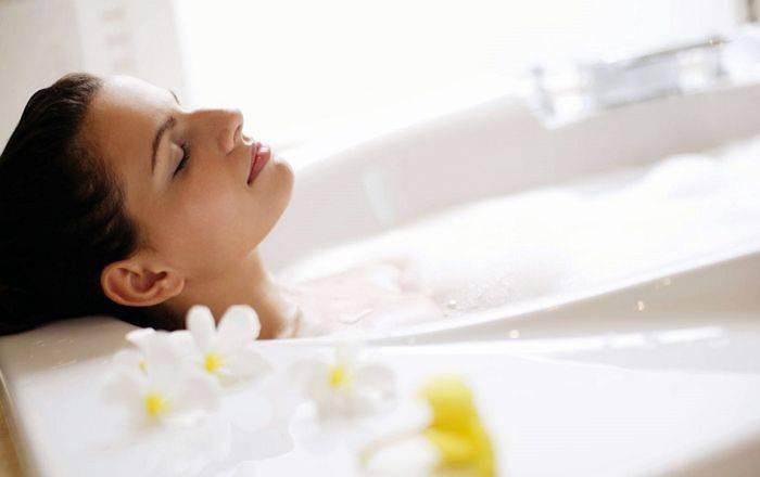 При цистите можно принимать горячую ванну