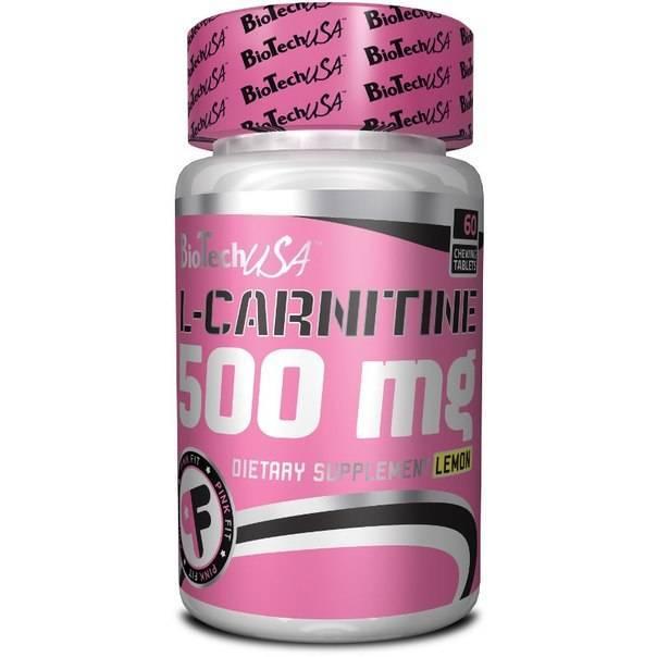 л карнитин холестерин