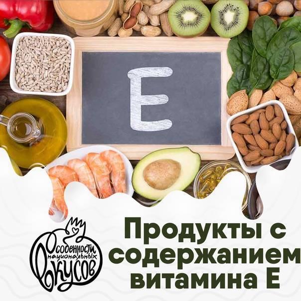 витамины от холестерина