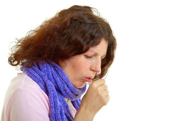Лечение остаточного кашля у взрослых