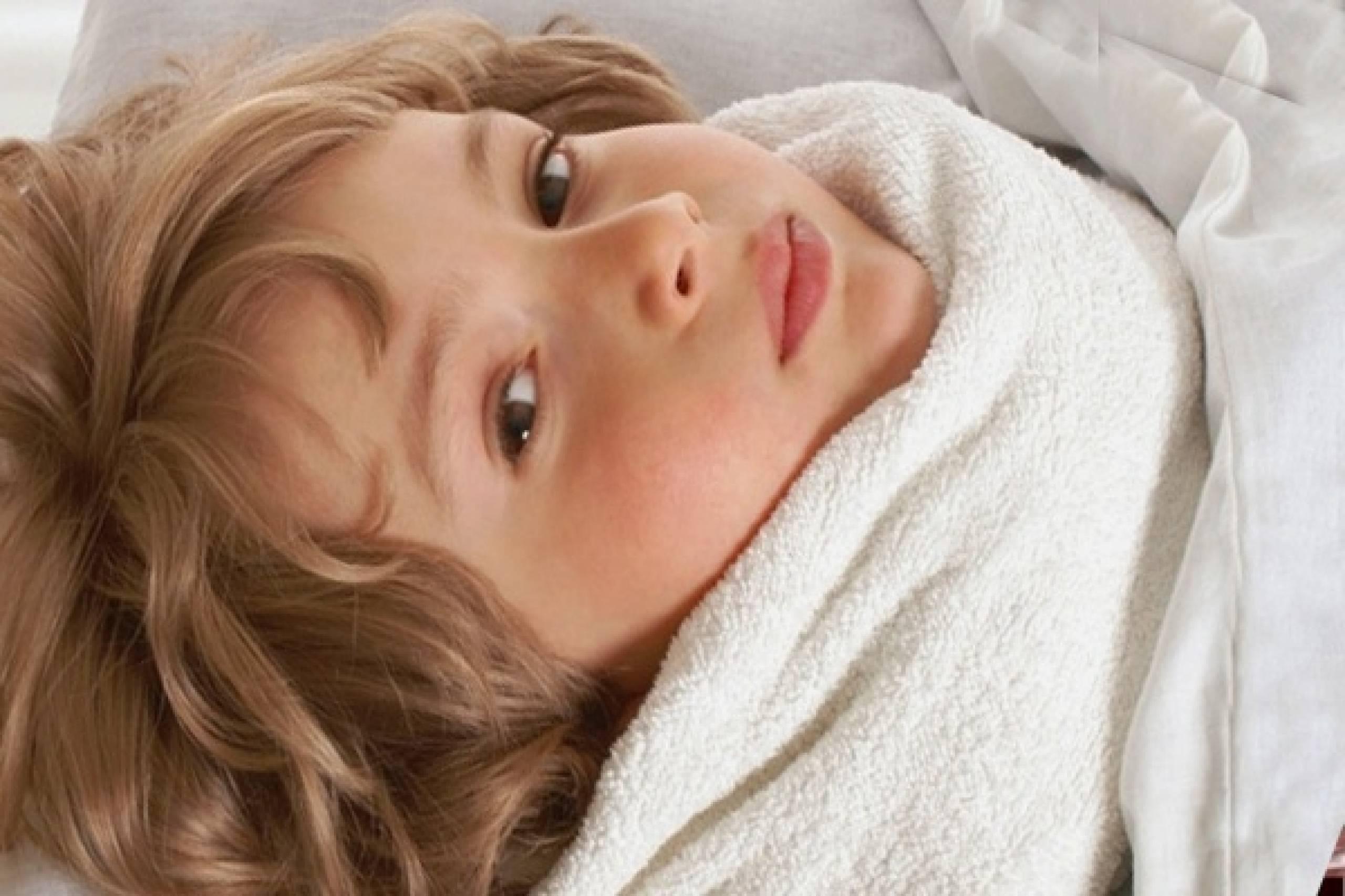 Лечебный компресс при ангине