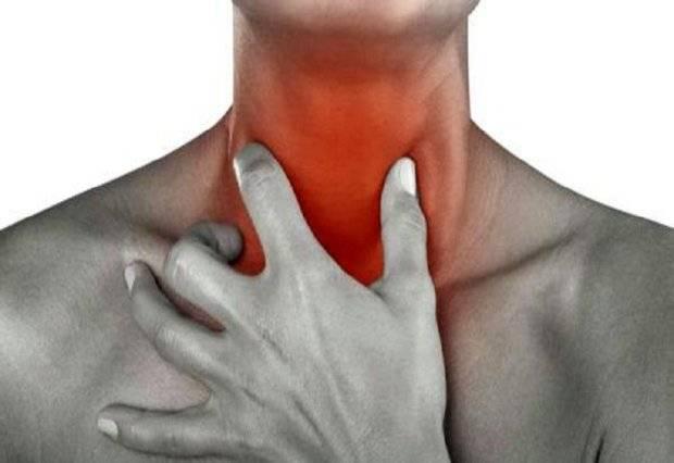 Дерет горло: причины/симптомы, что делать, как лечить