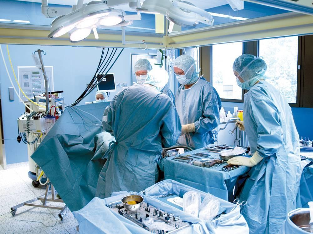 удаление рака молочной железы