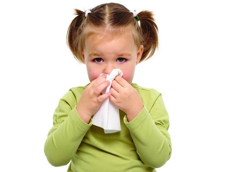 Симптомы болят уши заложен нос температура