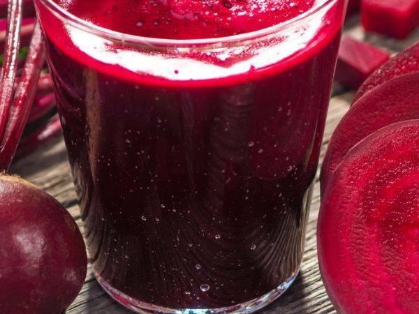 свекольный сок при гайморите