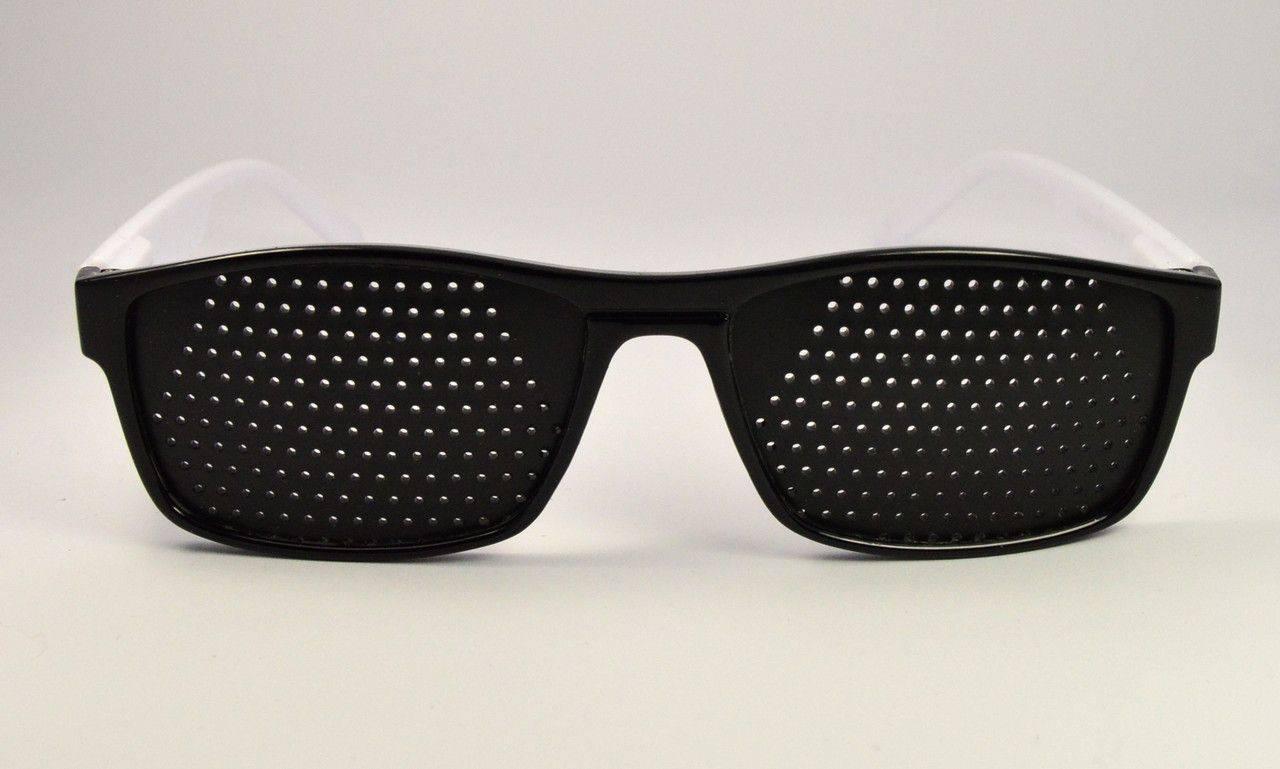 Отзывы врачей о перфорационных очках тренажерах для коррекции зрения