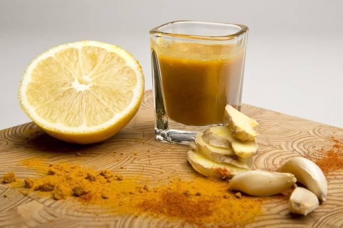 как чистить печень маслом и лимоном