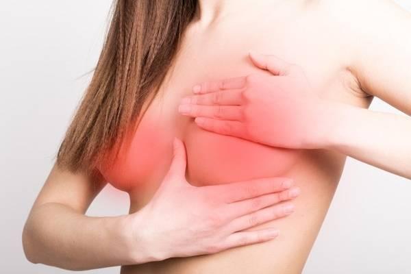 Боли в молочной железе. причины и виды