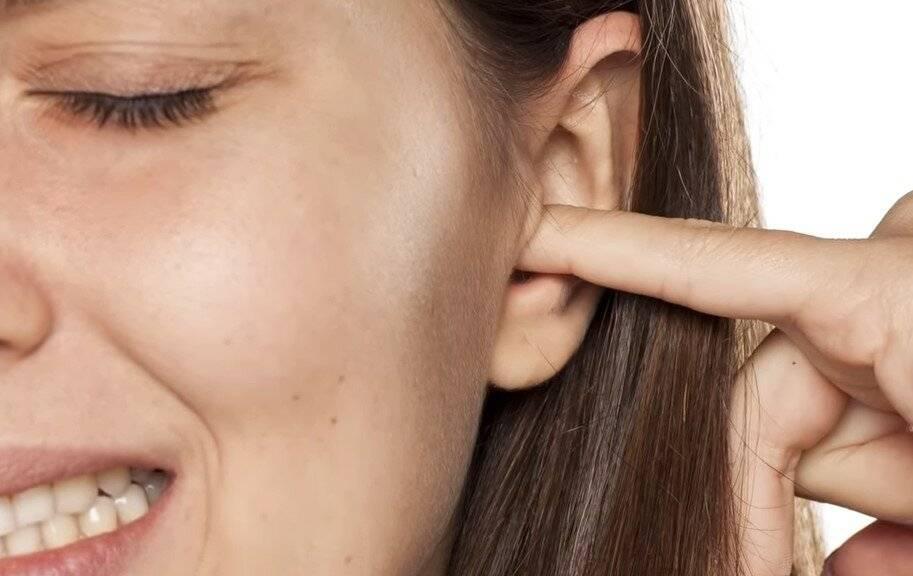 Если ухо после травмы болит