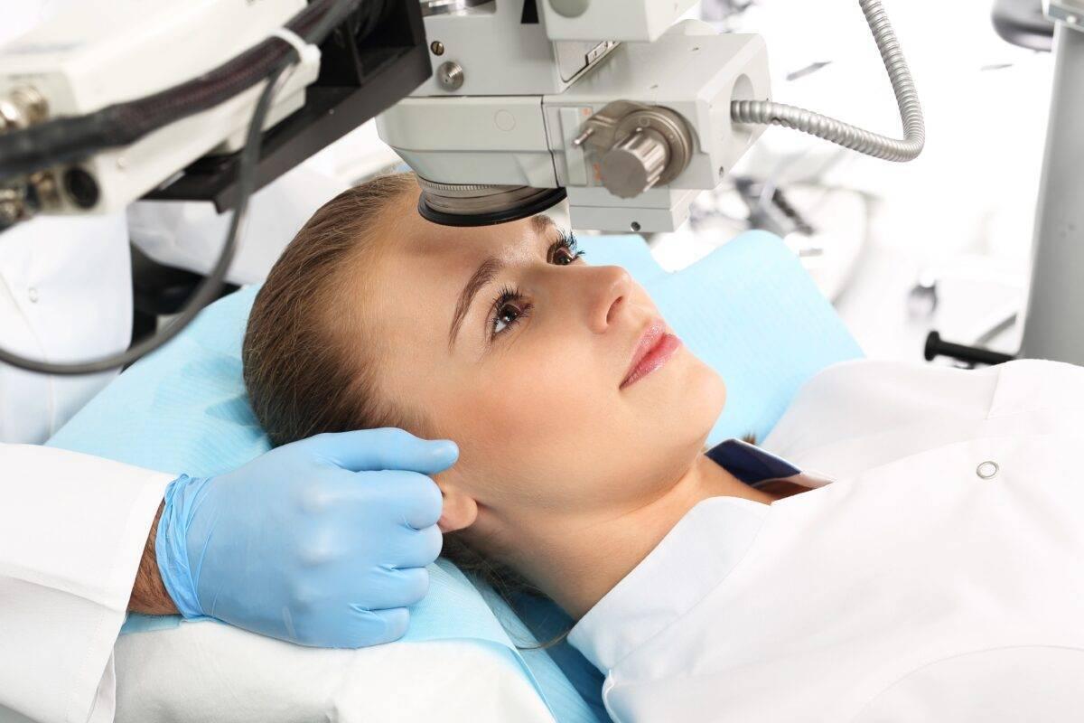 операция по коррекции зрения противопоказания