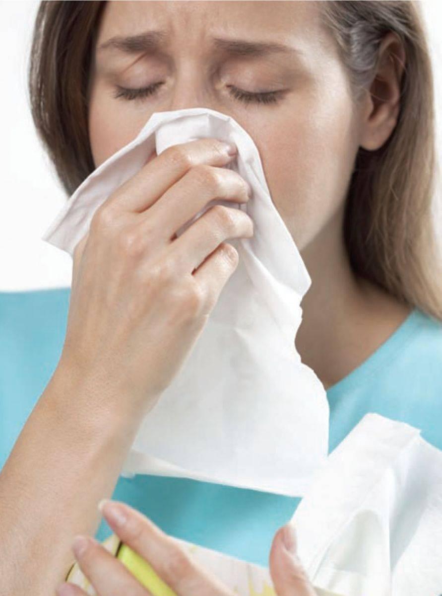 Насморк сколько дней заразен