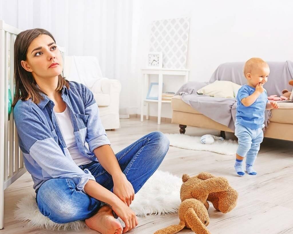 Жизнь с двумя детьми или привет, депрессия!