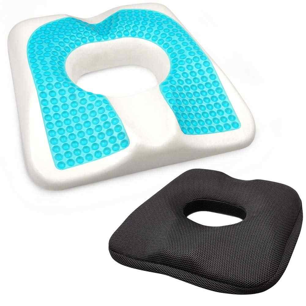 Специальные подушки для профилактики осложнений геморроя: выбираем или делаем своими руками