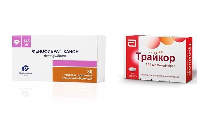 Фибраты механизм действия показания и применение препараты