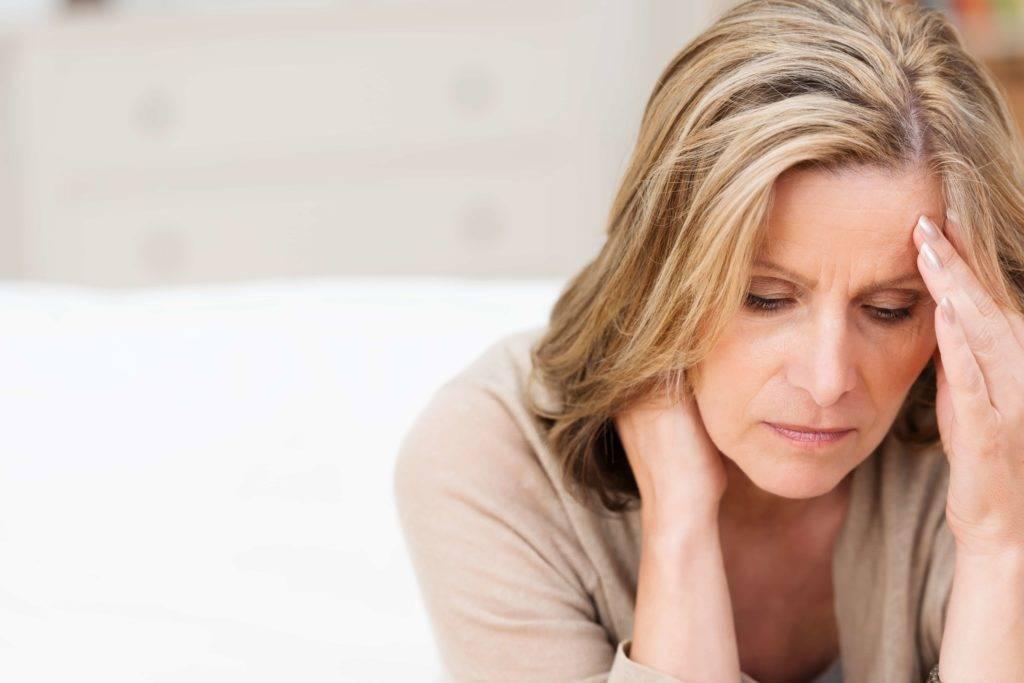Как пережить депрессию при климаксе