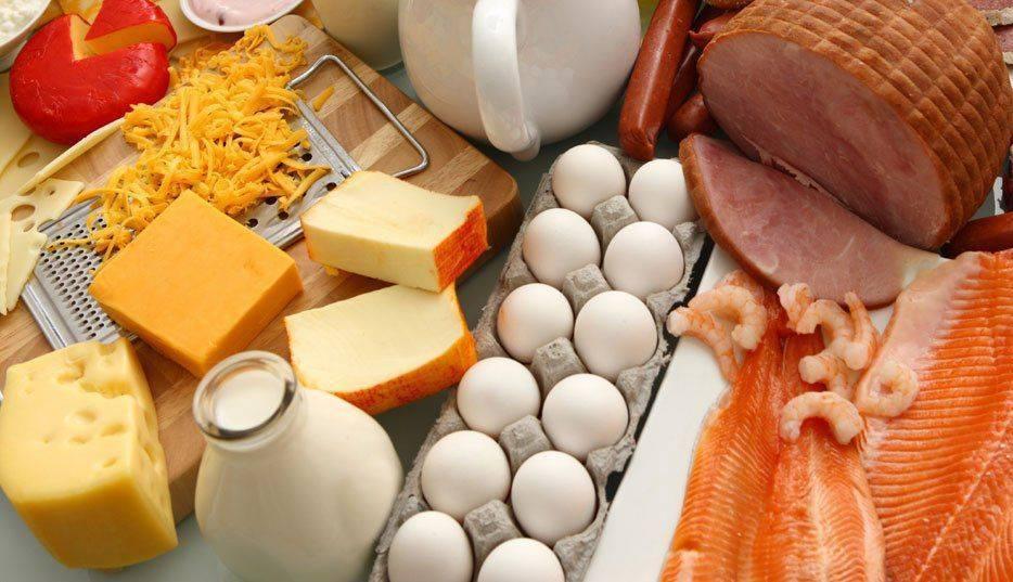 Протеин в мясе индейки - про холестерин