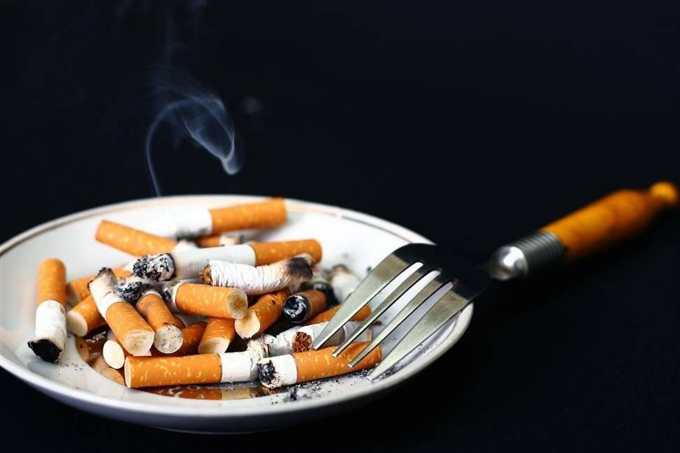 Различные виды таблеток от курения