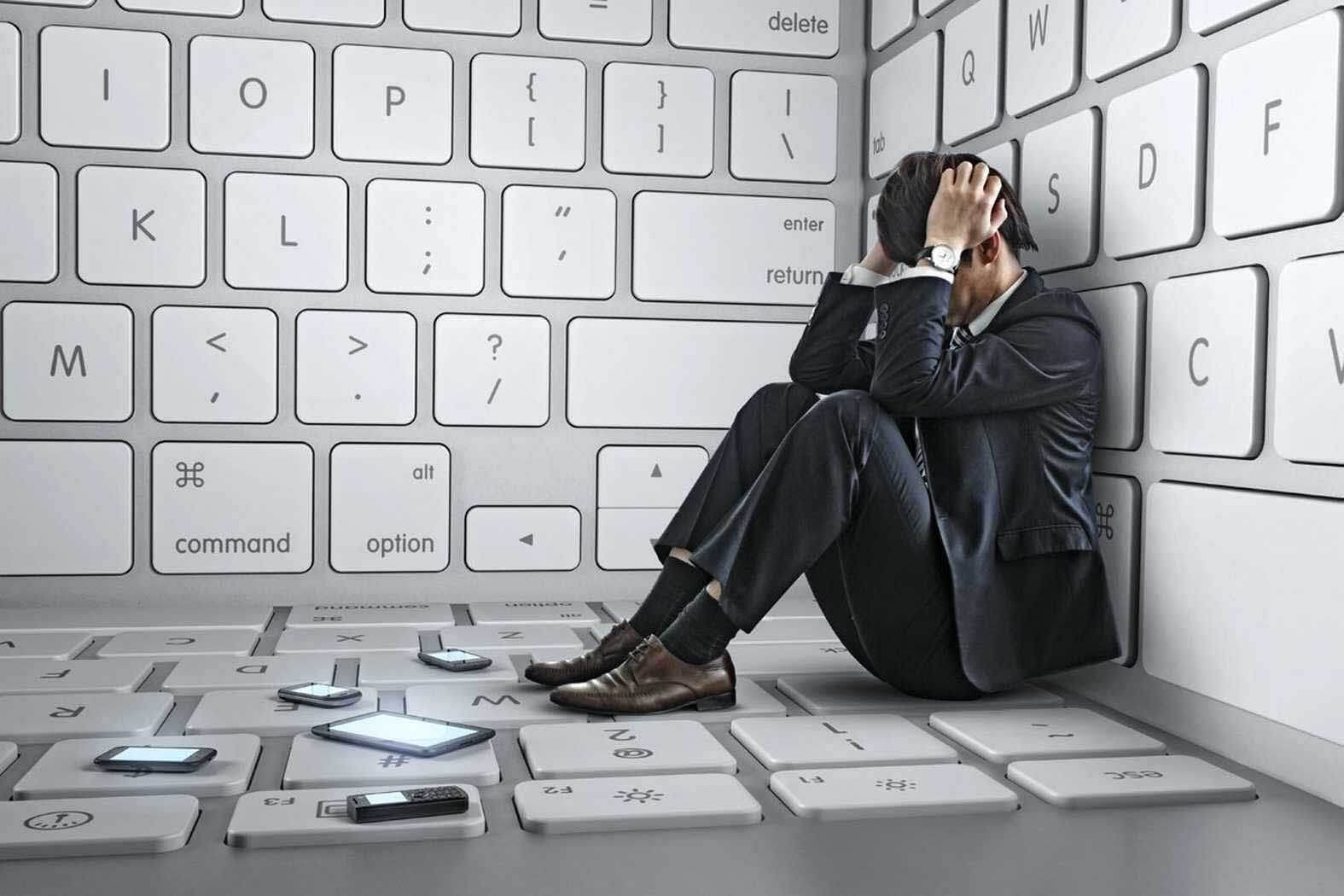 Как избавиться от зависимости к телефону и социальным сетям