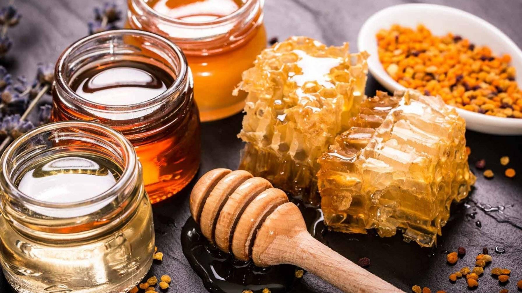 О лечении печени медом