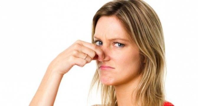 как восстановить обоняние при насморке