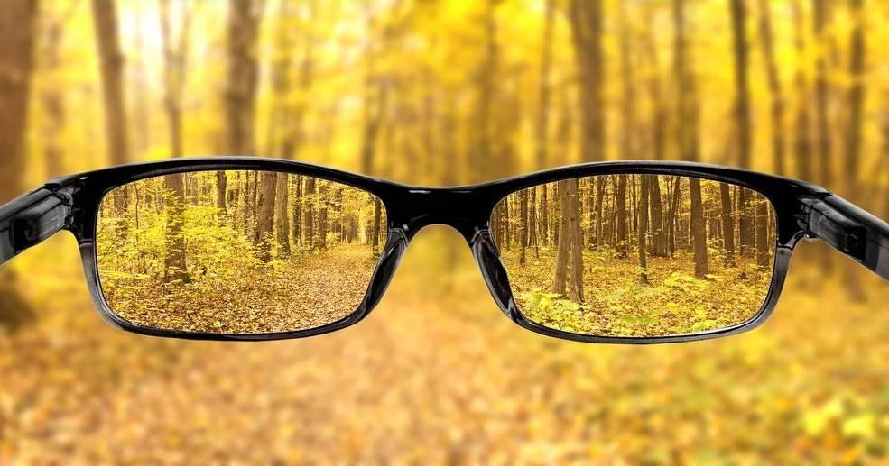 Зрение минус 10