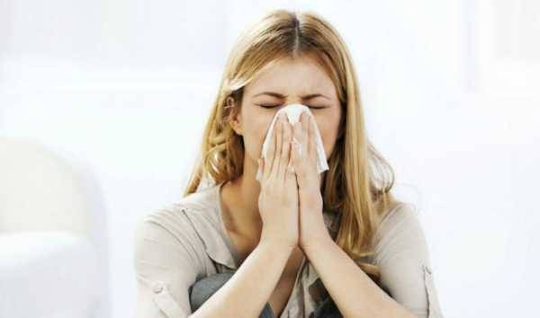 Почему при простуде слезятся глаза