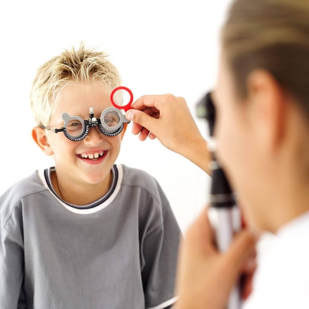 как лечить дальнозоркость у детей