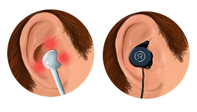 болят уши от наушников что делать