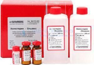 Прибор для домашнего измерения уровня холестерина