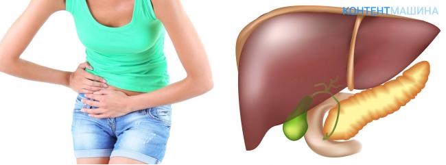 питание при кисте печени у женщин