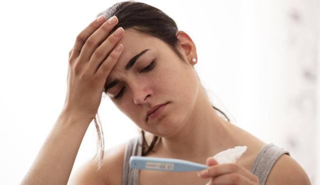 Повышенная температура при невралгии ребер
