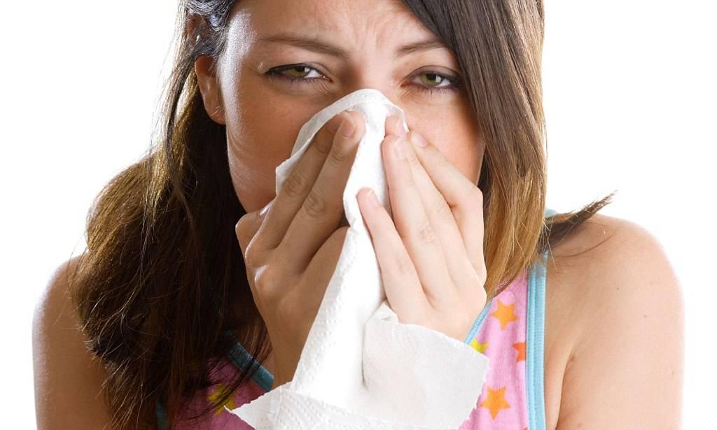 Ринит: симптомы и лечение у взрослых и детей